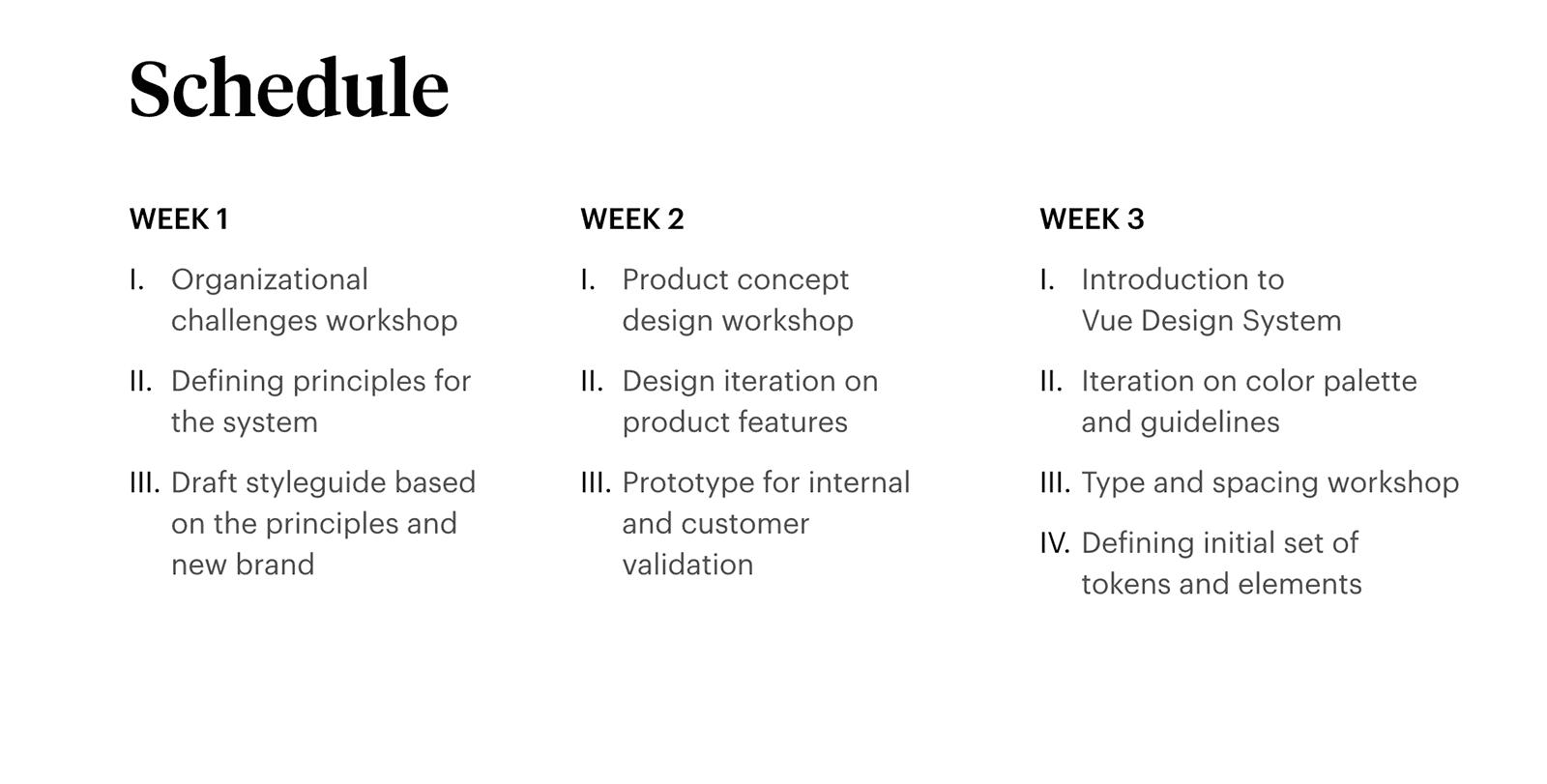 Vue Design System | Viljami Salminen